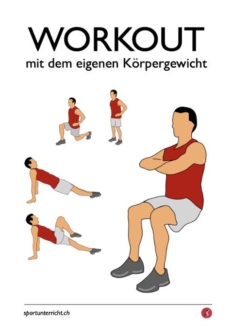 Preview image for LOM object Workout mit dem eigenen Körpergewicht