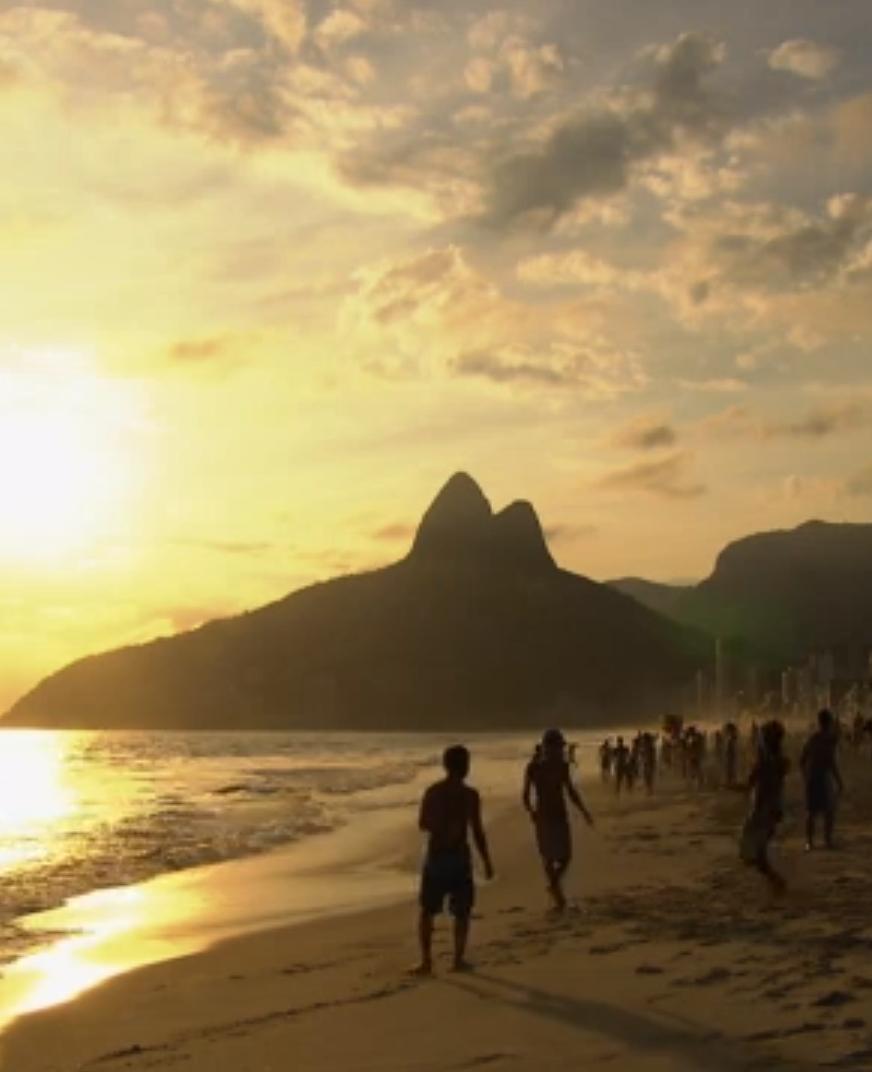 Preview image for LOM object Brasilien vor dem Anpfiff
