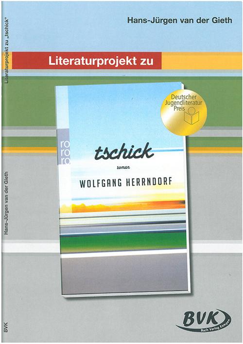 Preview image for LOM object Literaturprojekt zu Tschick