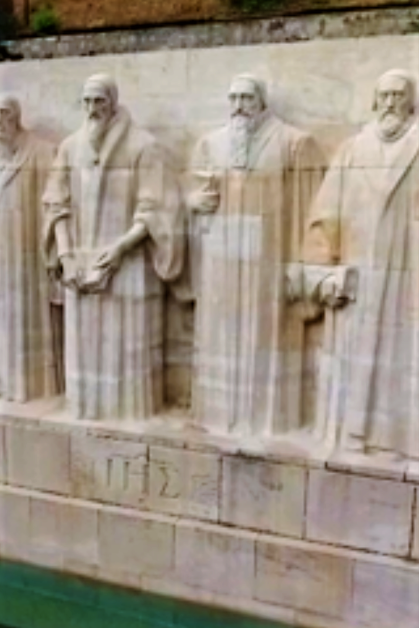 Preview image for LOM object Tatorte der Reformation: Verfolgt in Genf (8/8)
