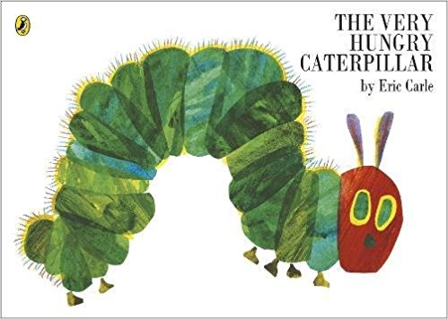 Preview image for LOM object Mini-Book zum Bilderbuch: The very hungry caterpillar