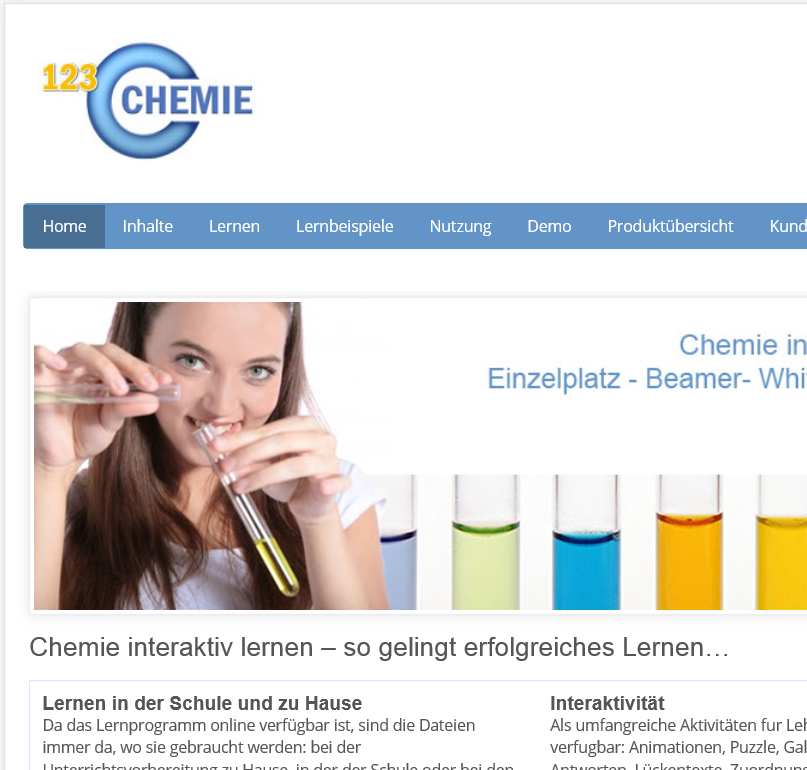 Preview image for LOM object 123 Chemie