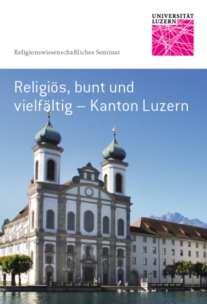 Preview image for LOM object Religionsvielfalt im Kanton Luzern