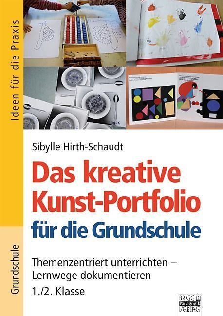 Preview image for LOM object Das kreative Kunst-Portfolio  für die 1./2. Klasse