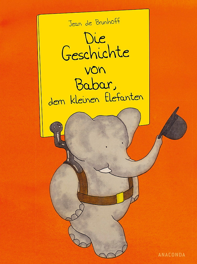 Preview image for LOM object Die Geschichte von Babar, dem kleinen Elefanten