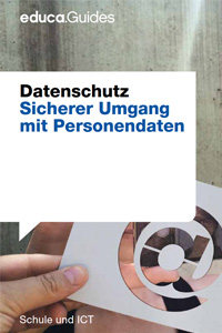 "Preview image for LOM object Educaguide Datenschutz: ""Sicherer Umgang  mit Personendaten"""