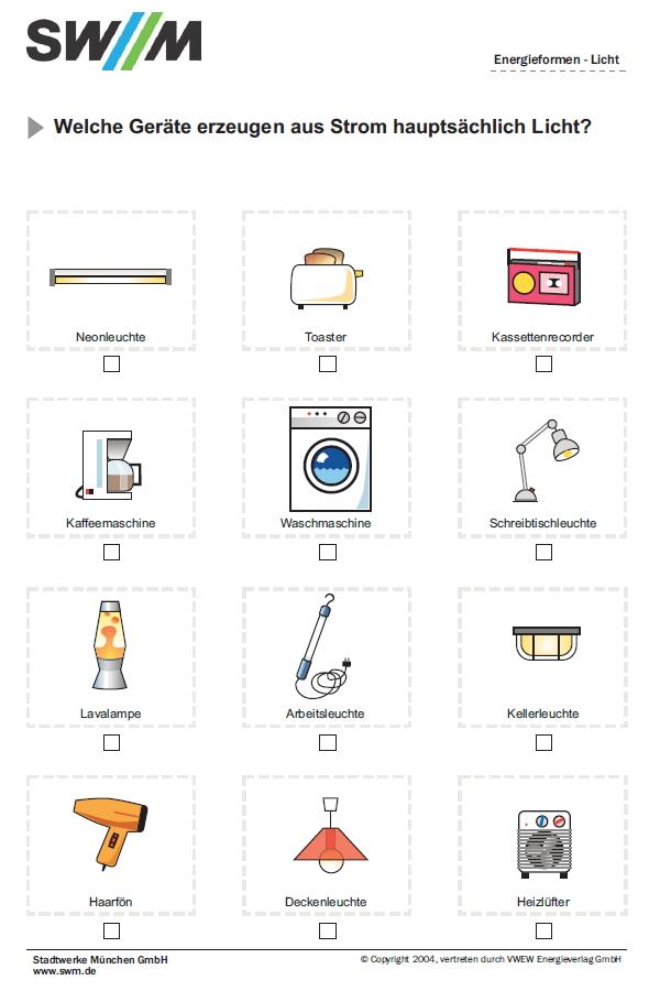 Preview image for LOM object Lernspiele zur Elektrizität