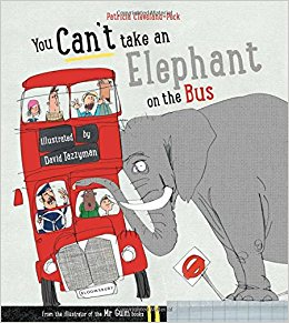 Preview image for LOM object Mini-Book zum Bilderbuch: You can't take an elephant on the bus