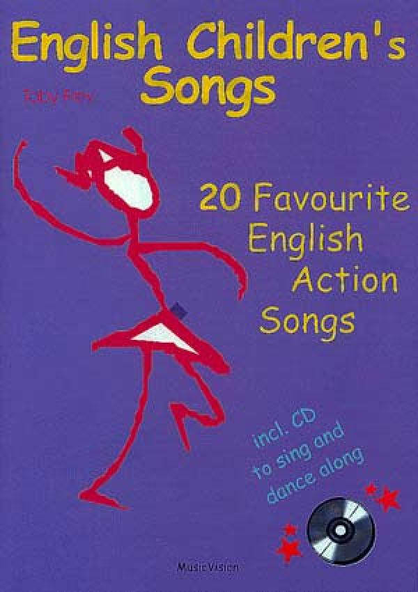 Preview image for LOM object English Children's Songs