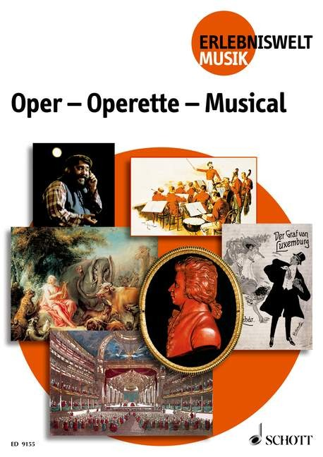 Preview image for LOM object Erlebniswelt Musik: Oper-Operette-Musical