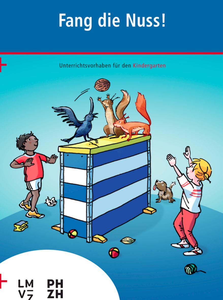 Preview image for LOM object Fang die Nuss! - Unterrichtsvorhaben für den Kindergarten