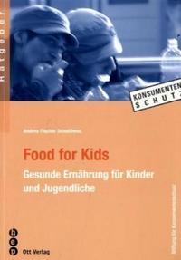 Preview image for LOM object Food for Kids: Gesunde Ernährung für Kinder und Jugendliche