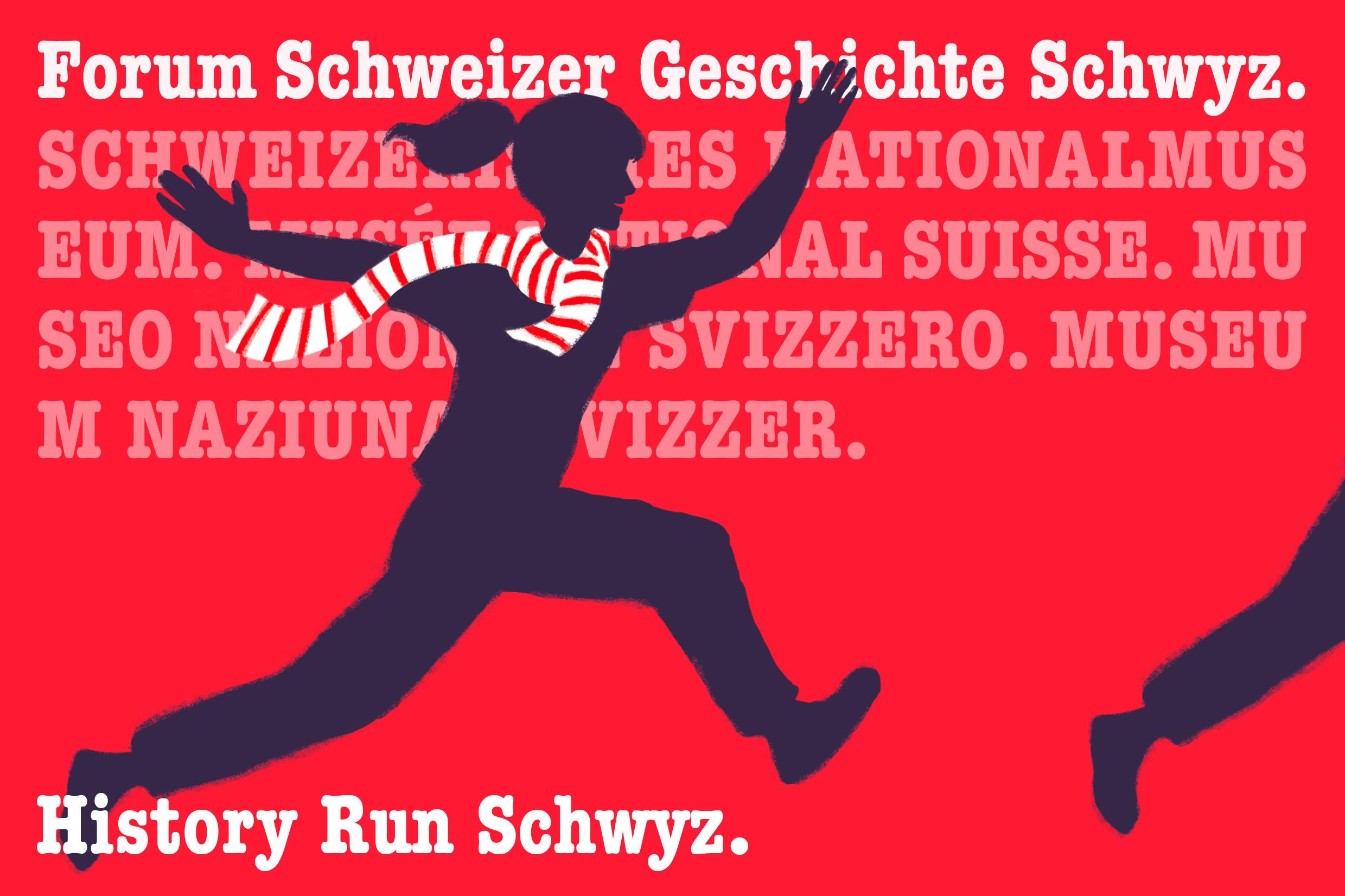 Preview image for LOM object History Run Schwyz – der Geschichte auf der Spur