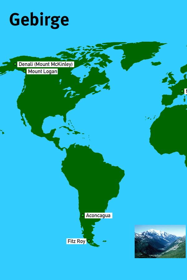 Preview image for LOM object Gebirge der Welt