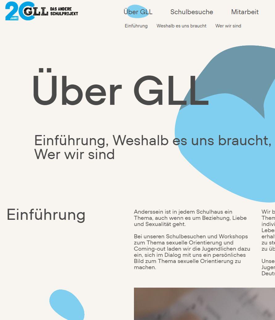 Preview image for LOM object GLL (Gleichgeschlechtliche Liebe leben)