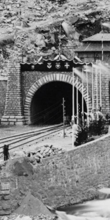 Preview image for LOM object Gotthard – Das Jahrhundertbauwerk