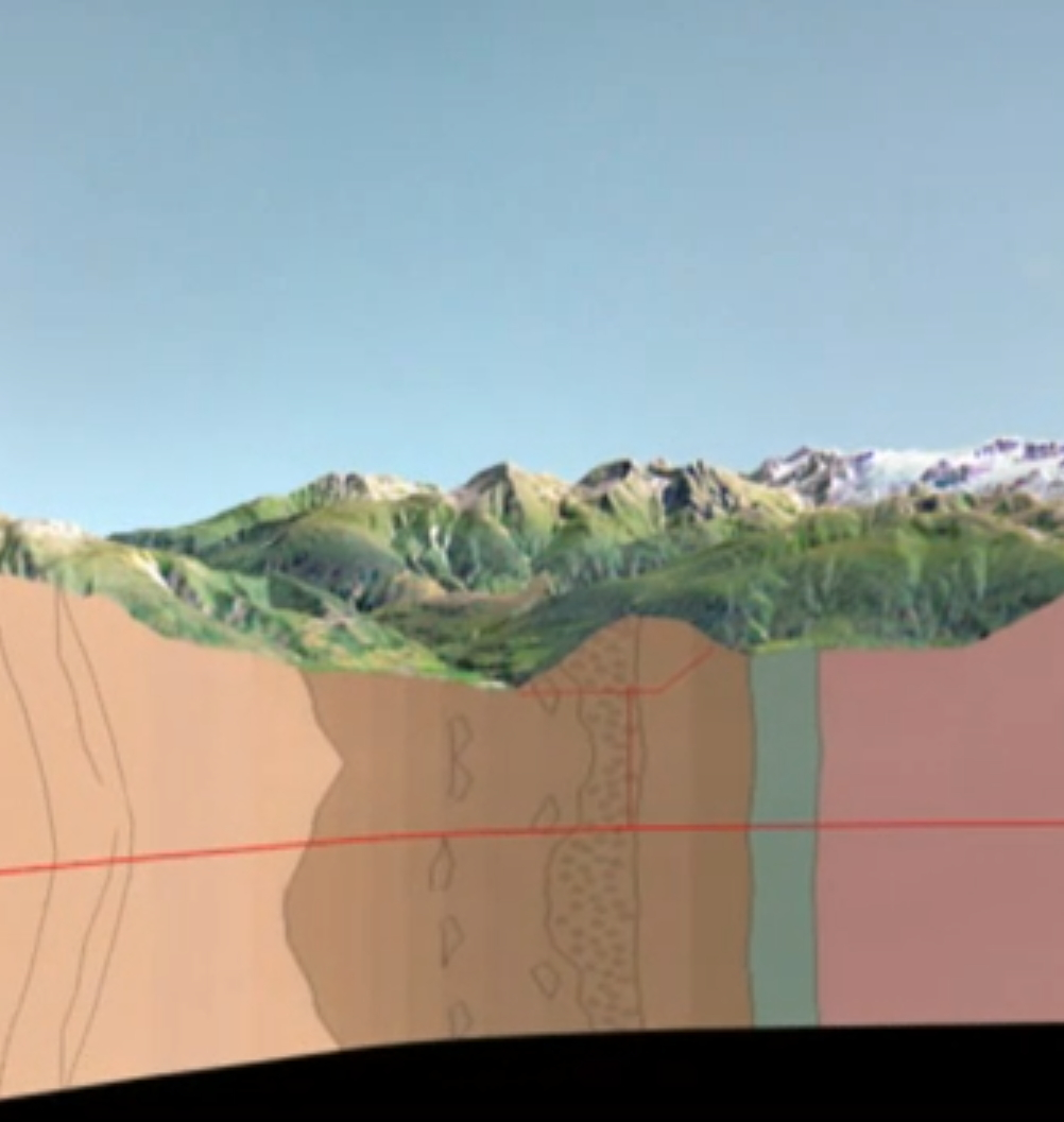 Preview image for LOM object Bauen im Berg: Granit, Gneis und Kakirit