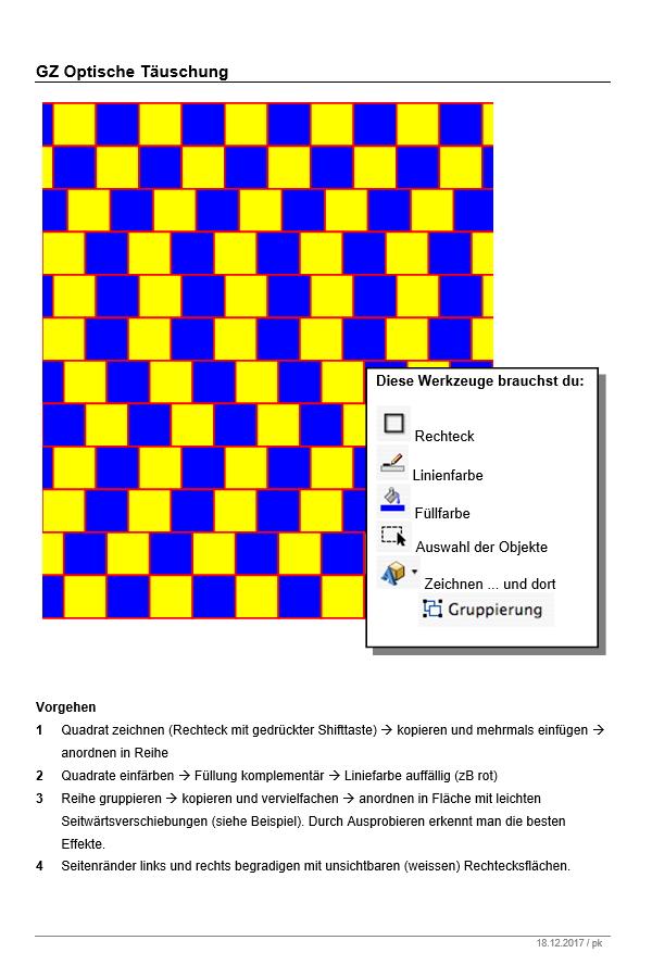 Preview image for LOM object Geometrisch - technisches Zeichnen