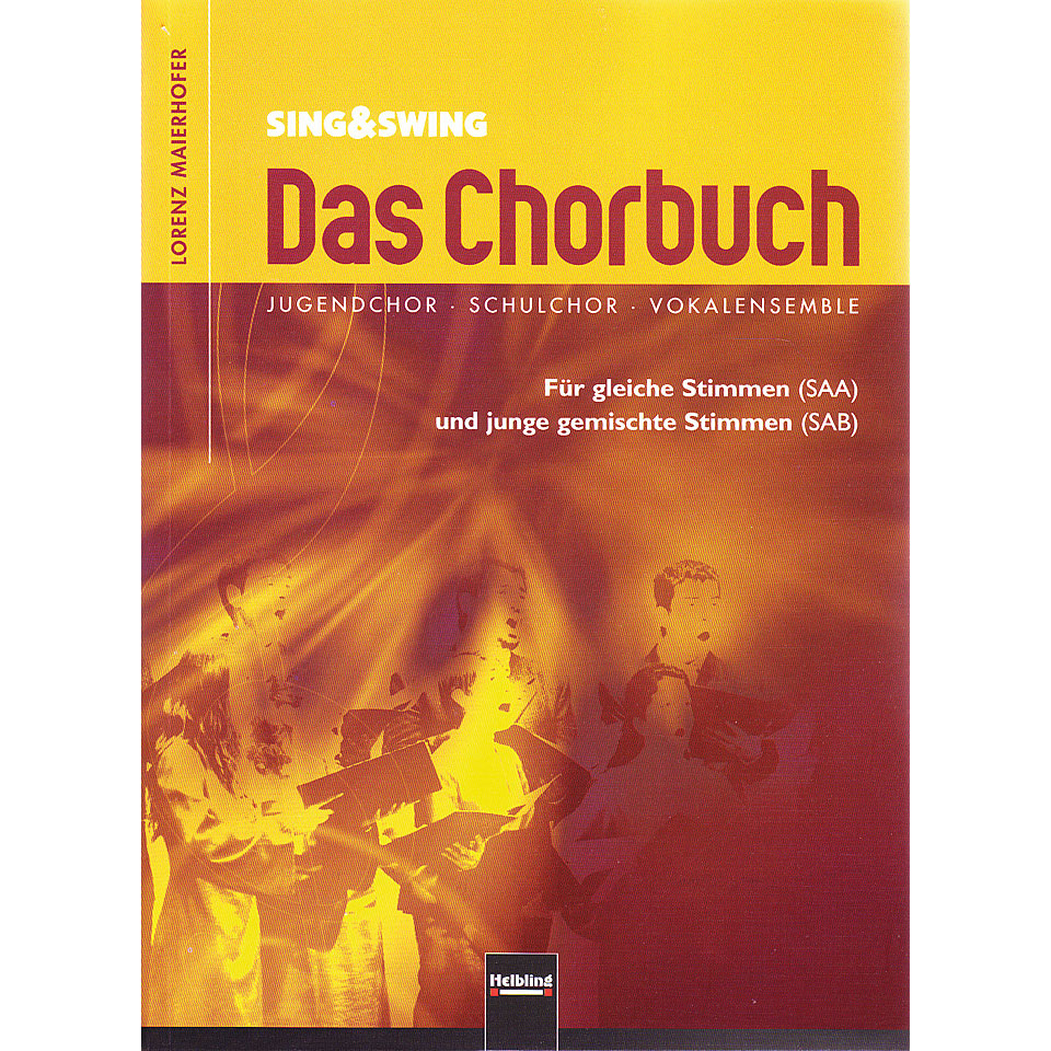 Preview image for LOM object Sing & Swing: Das Chorbuch
