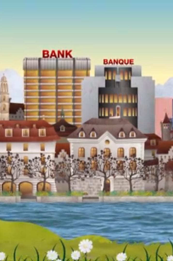 Preview image for LOM object Die Schweizer Banken