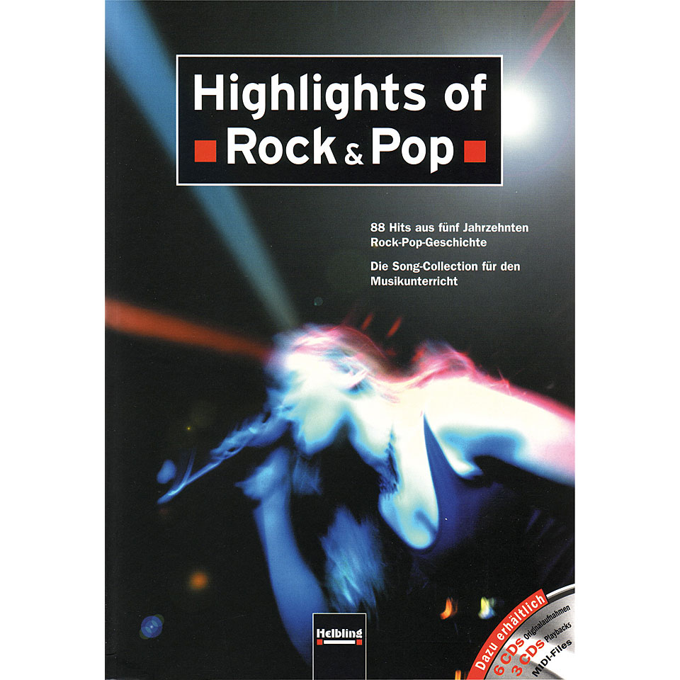 Preview image for LOM object Highlights of Rock & Pop