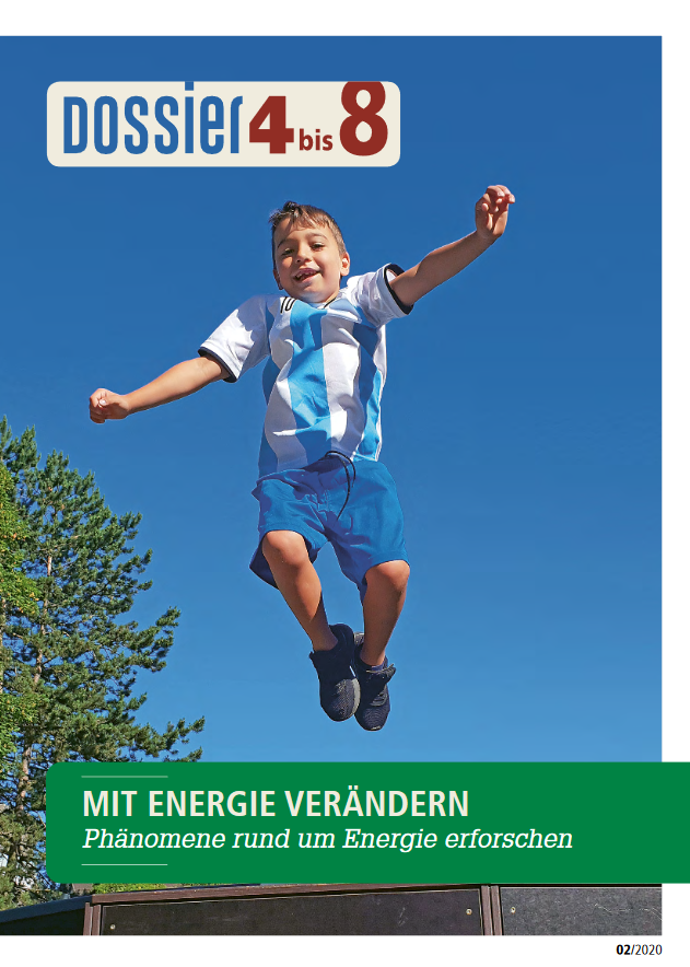 Preview image for LOM object IdeenSet Dossier 4-8: Mit Energie verändern