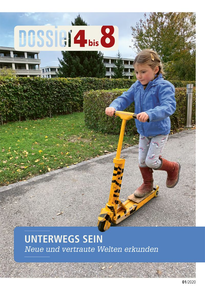 Preview image for LOM object IdeenSet Dossier 4-8: Unterwegs sein