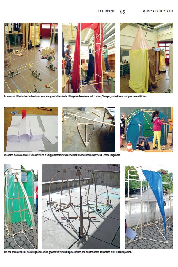 Preview image for LOM object Improvisierte Zelte