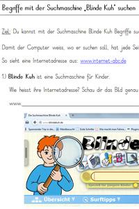 Vignette pour un objet LOM Informationssuche im Internet