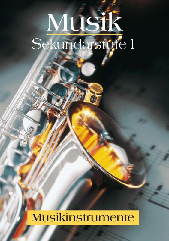 Preview image for LOM object MuSek I: Heft Musikinstrumente