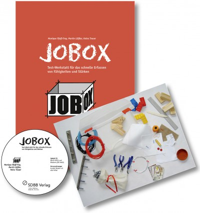 Preview image for LOM object Jobox (Unterlagen, CD, Material - Box)