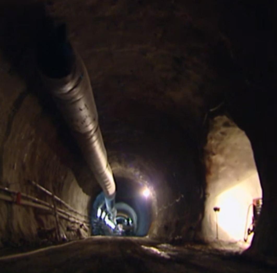 Preview image for LOM object Bauen im Berg: Jumbo, Toro und schlechte Luft