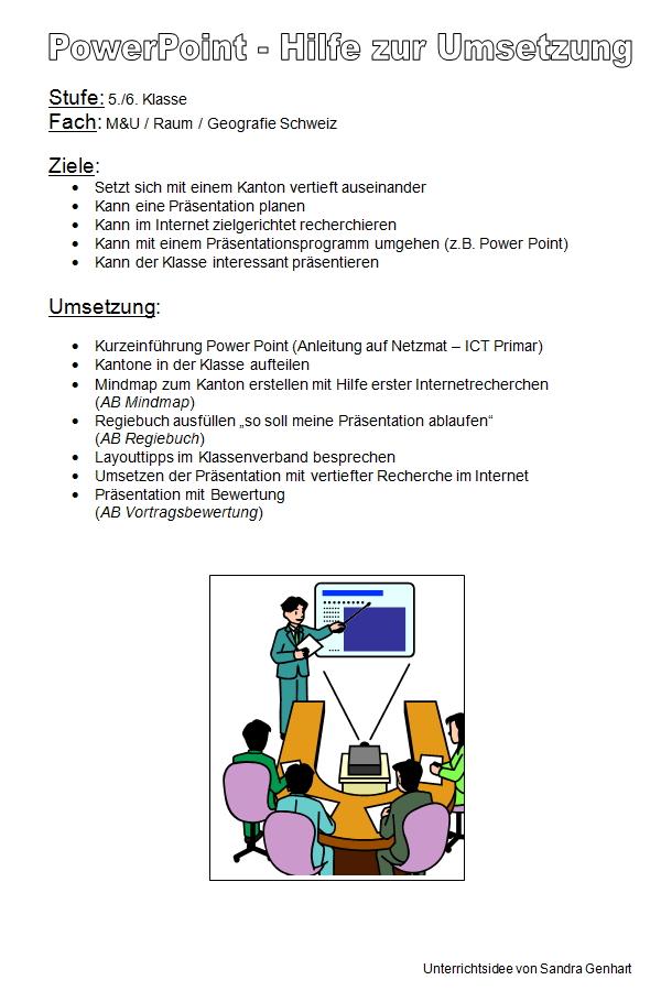 Preview image for LOM object Ich präsentiere einen Kanton