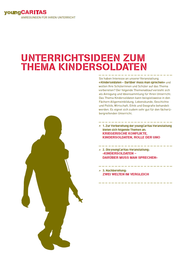 Preview image for LOM object Kindersoldaten
