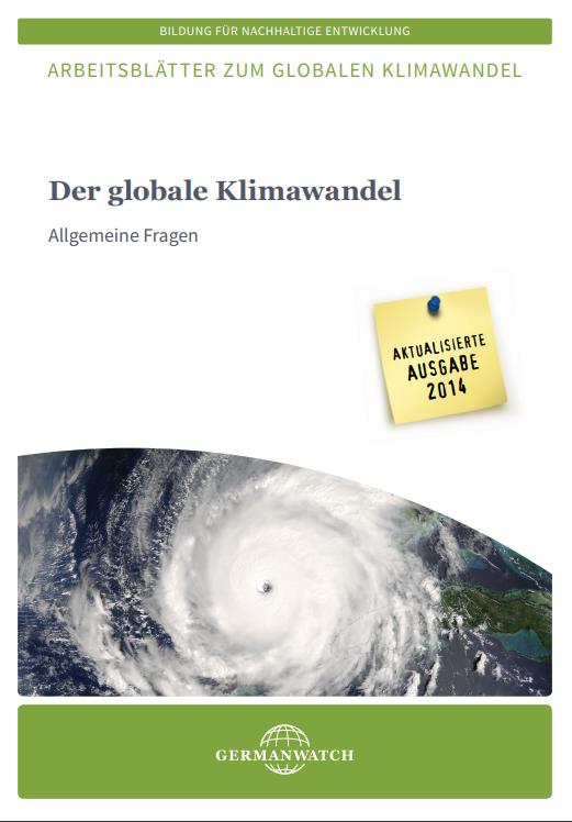Preview image for LOM object Der globale Klimawandel. Allgemeine Fragen