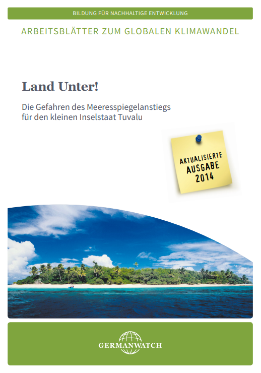 Preview image for LOM object Land unter in Tuvalu