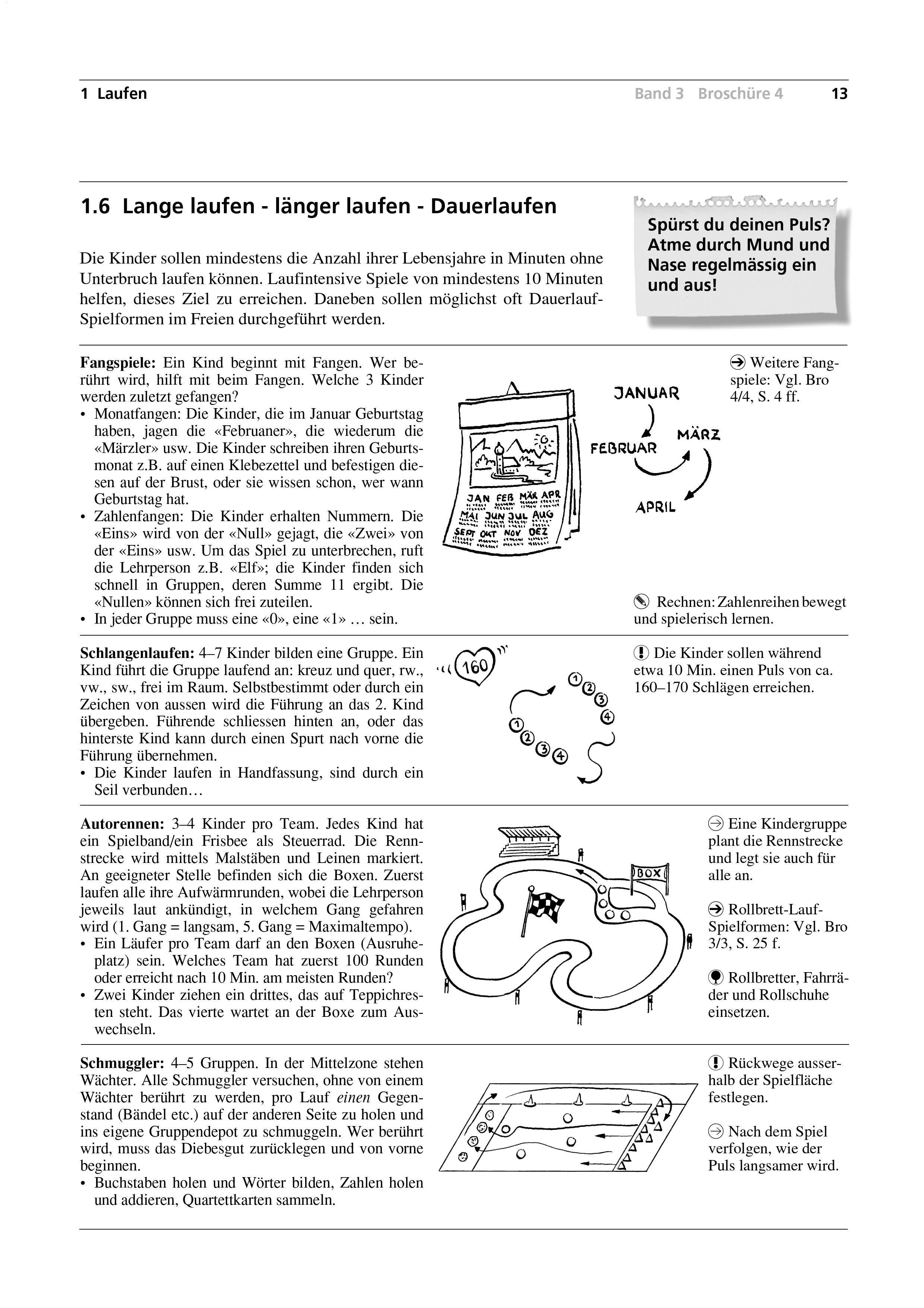 Preview image for LOM object Lange laufen - länger laufen - Dauerlaufen