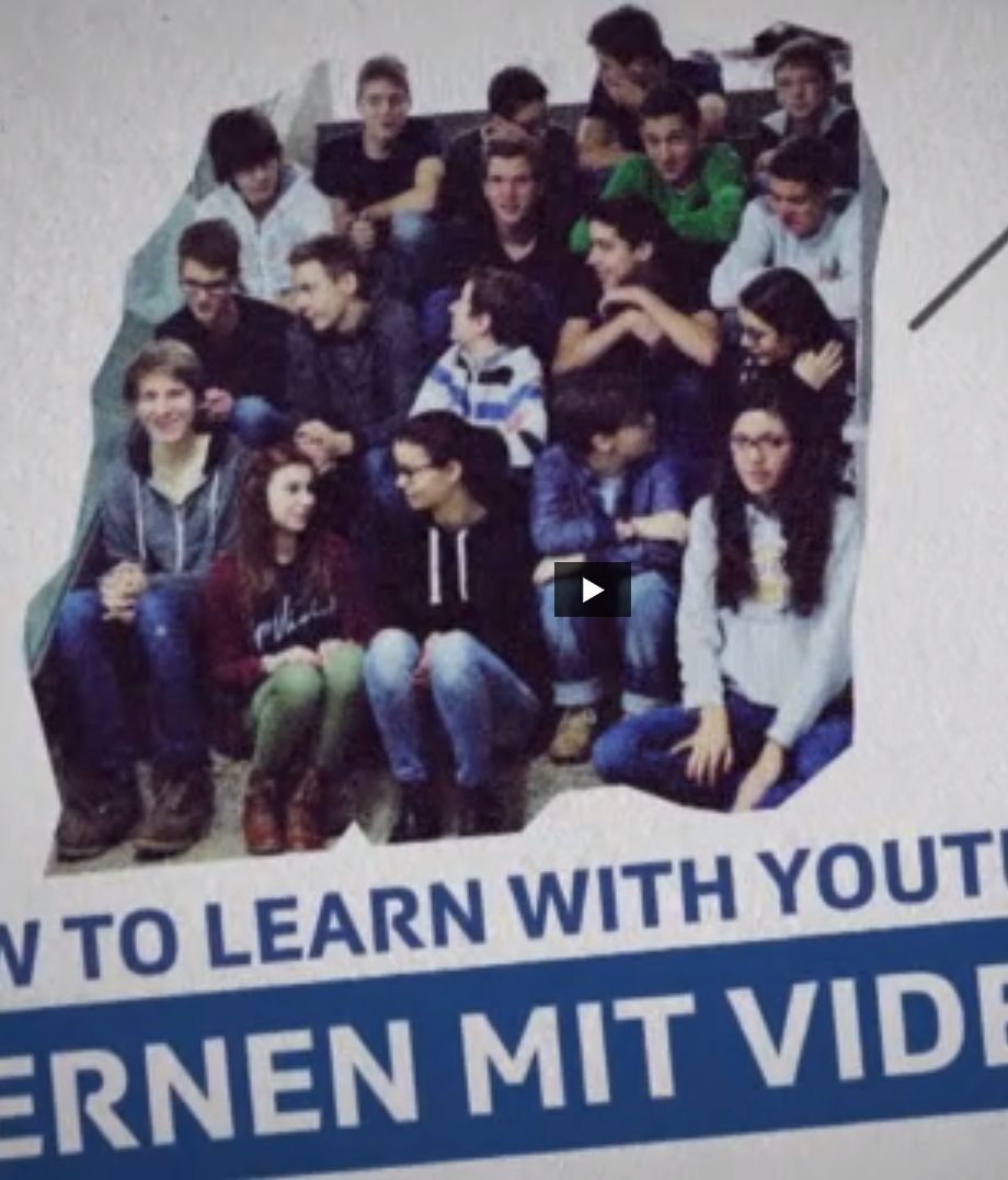 Preview image for LOM object How to learn with YouTube – Lernen mit Video