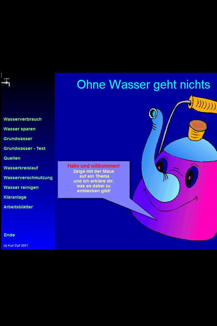 Preview image for LOM object Lernprogramm Wasser
