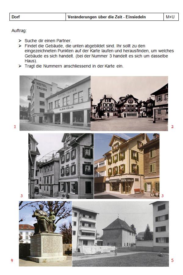 Preview image for LOM object Lokalgeschichte von Einsiedeln