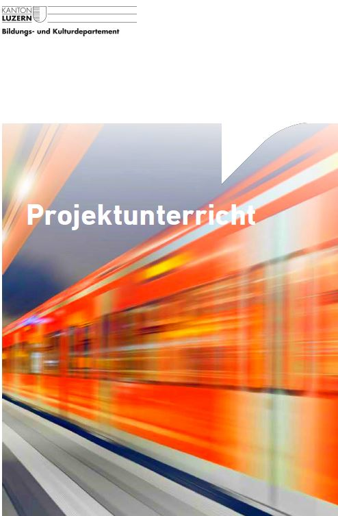 Preview image for LOM object Lehrplan Projektunterricht