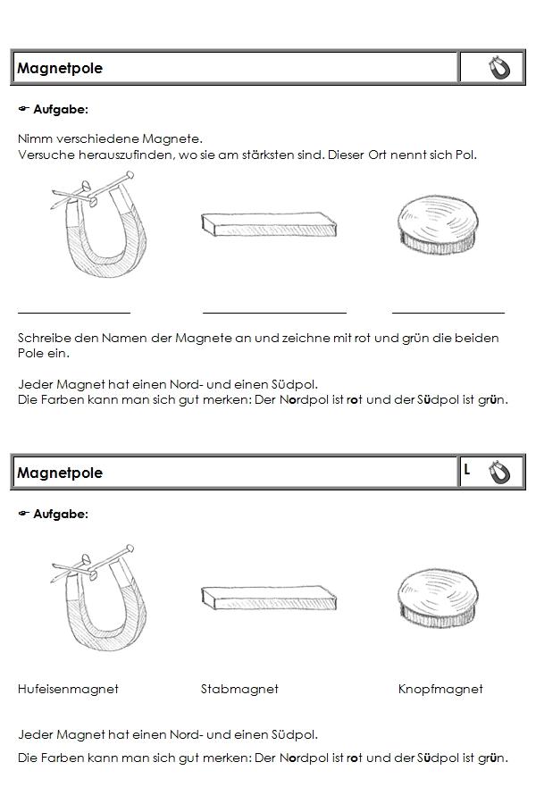 Preview image for LOM object Magnetismus-Werkstatt