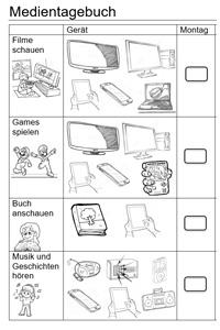Preview image for LOM object Medientagebuch im Kindergarten und Unterstufe