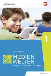 Preview image for LOM object Medienwelten: Entdecken - Verstehen - Gestalten (Arbeitsheft 1)