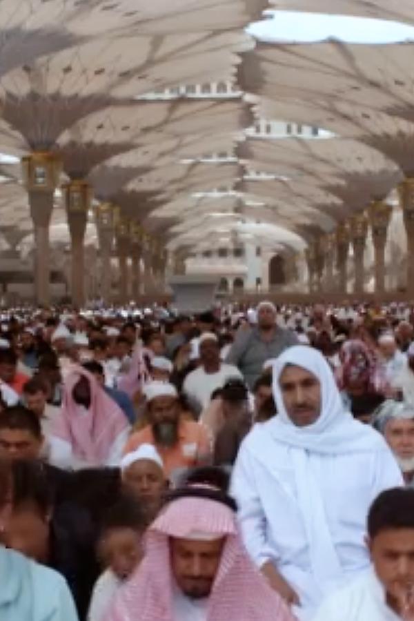 Preview image for LOM object Das Mekka-Business – Pilgern zwischen Glauben und Geld