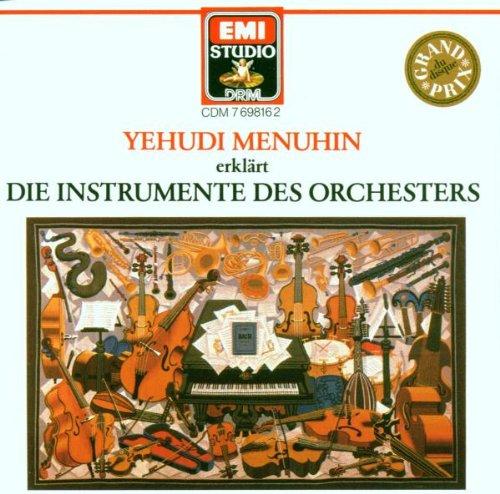 Preview image for LOM object Menuhin erklärt die Instrumente des Orchesters