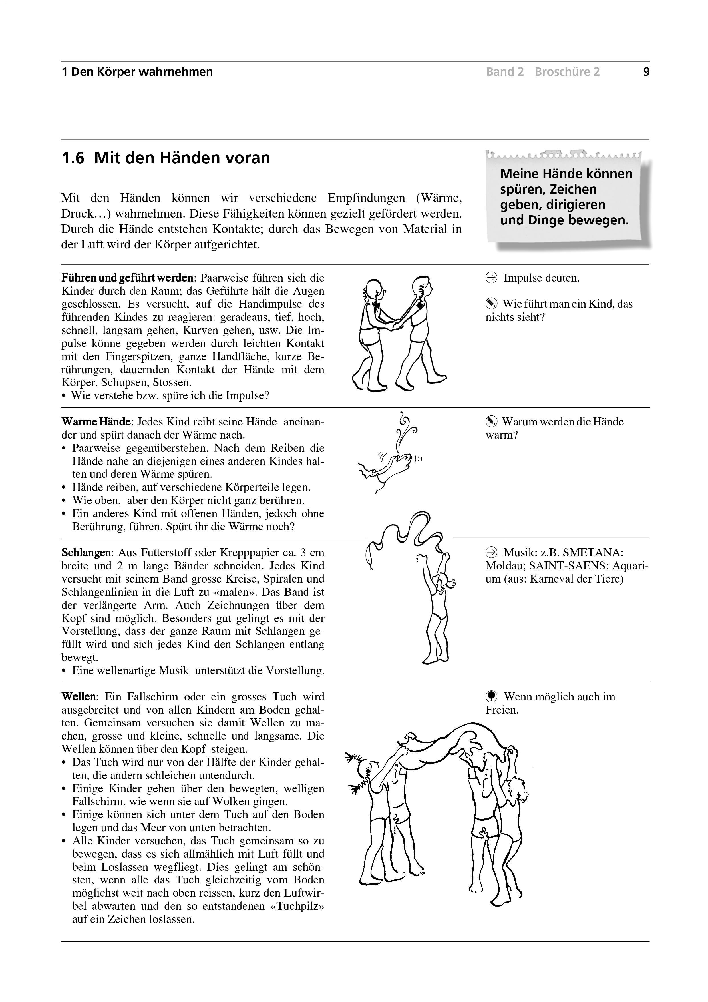 Preview image for LOM object Mit den Händen voran