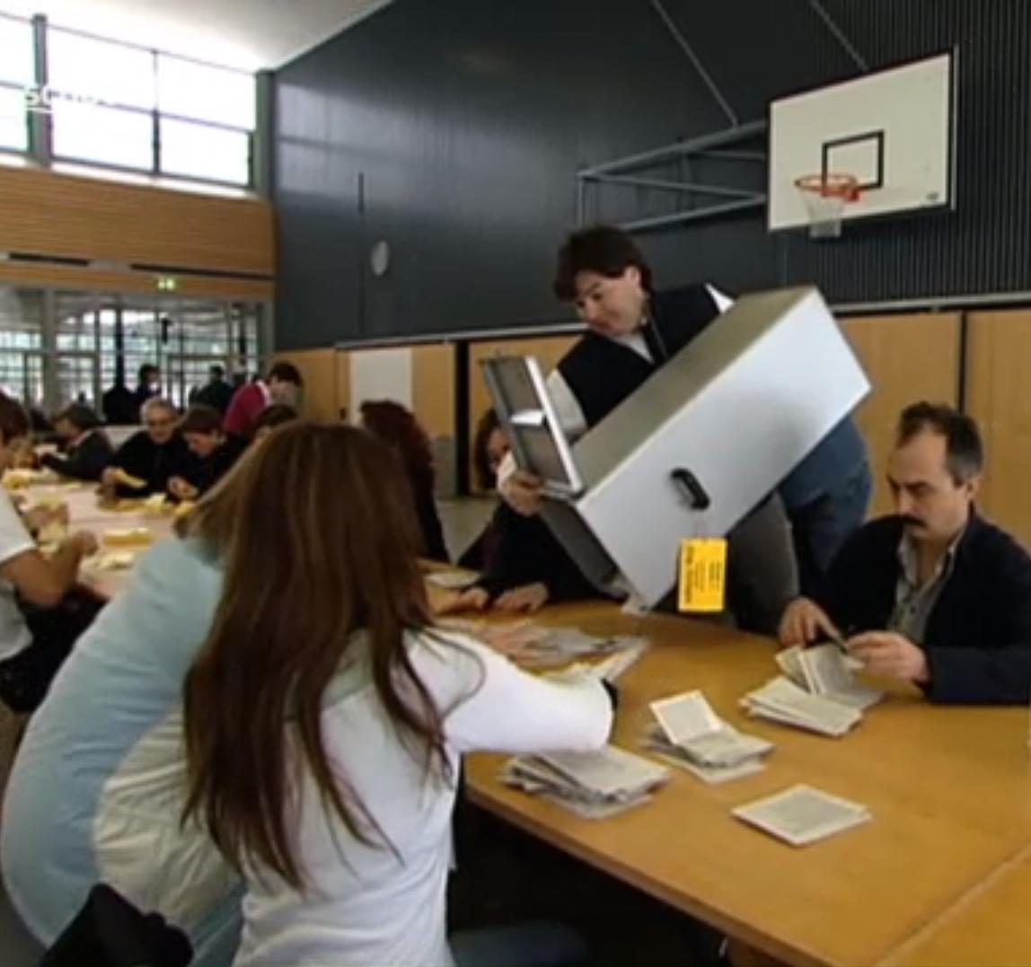Preview image for LOM object Politik und Gesellschaft: Abstimmen und mitbestimmen