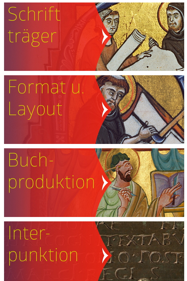 Preview image for LOM object Mittelalterliche Schriften