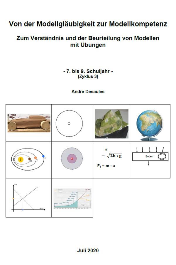 Preview image for LOM object Von der Modellgläubigkeit zur Modellkompetenz